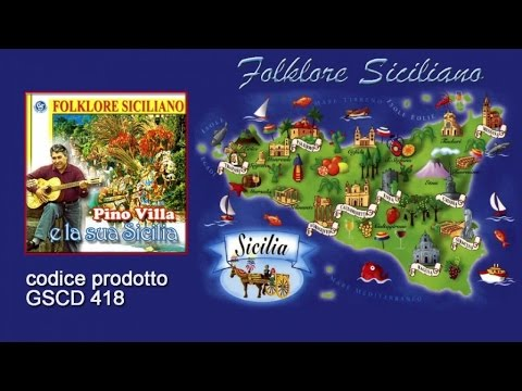 Pino Villa - Playlist e la sua sicilia