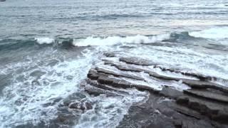 日南海岸 - 鬼の洗濯板