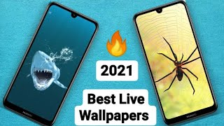 Best free Live wallpaper app for Android 2021 screenshot 1