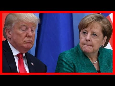 'Protectionist' Trump tariffs 'offend' Germany