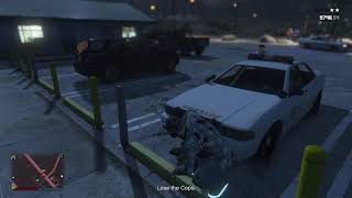 Grand Theft Auto V_online funny 3