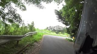 茨城県道42号線 風返し峠