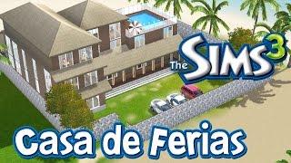 The Sims 3 | Construindo uma Casa de Férias