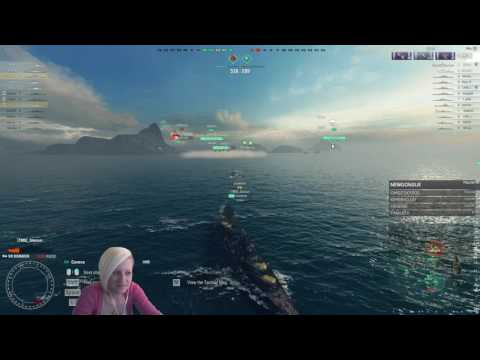 "World of Warships: ""To serve & protect"" [ENG/GER]"