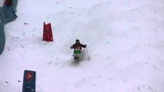 Simon Pouliot-Cavanagh - 2014 FIS Nor-AM - Apex - Day 1 - 13th Mens Qualification