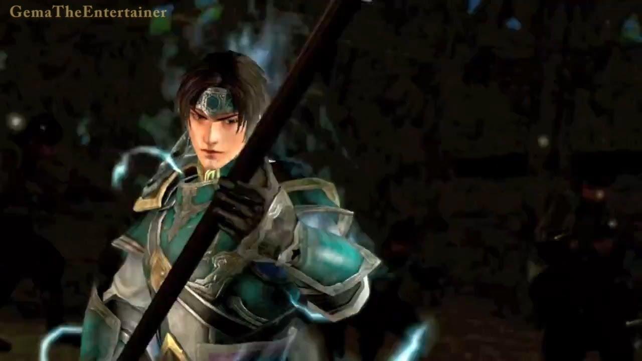 Dynasty Warriors 8 - Zhao Yun Musou Attack!! - YouTube