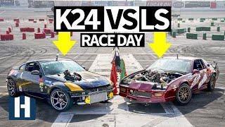 build-battle-3-finale-k24-powered-350z-vs-ls-camaro-gymkhana-grid-10-000-build-faceoff-ep-8