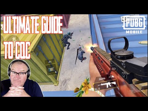 Ultimate Guide to CQC Pubg Mobile TheBushka How to win