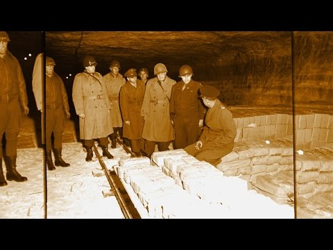 Found Nazi Gold Hideout that Included Gold Teeth Filings