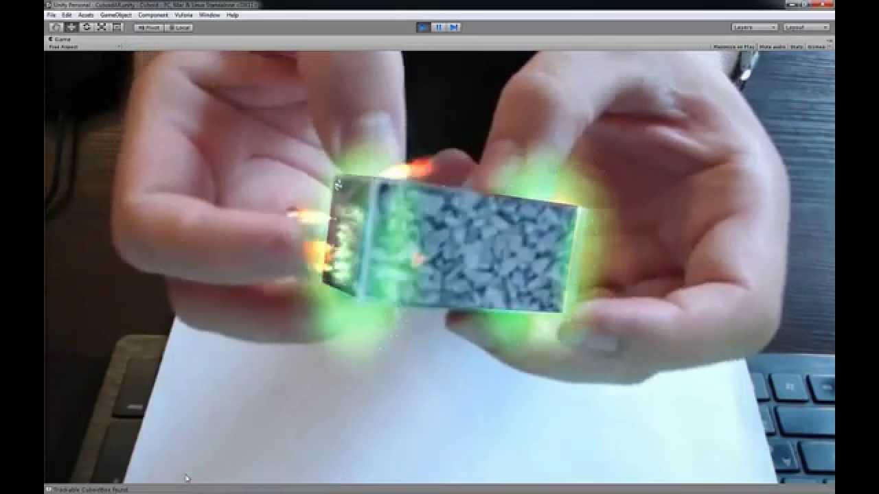 Augmented Reality Tutorial No  16: Augmented Reality using