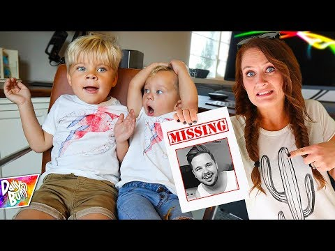 OUR DAD IS MISSING! (Mystery Clues Found!)