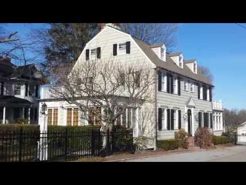 LIGHTS Paranormal Founder Drives To The Amityville Horror House