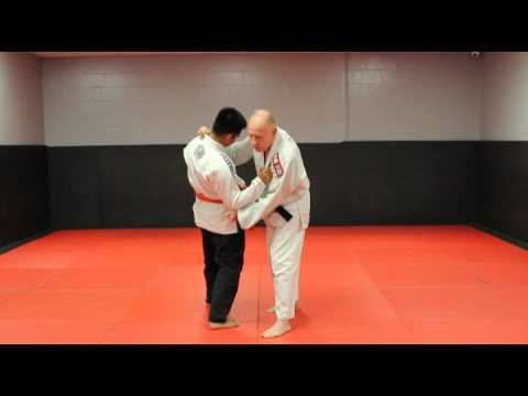 Judo Lesson 2 - Controlling Your Opponent