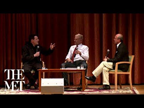 Isaac Mizrahi Discusses Unzipped with Harold Koda and Kohle Yohannan