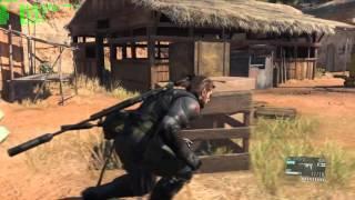 Metal Gear Solid V  The Phantom Pain MAX Settings GTX 970 | i5 4460