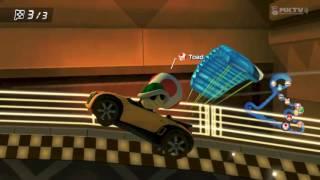 Wii U - Mario Kart 8 - (3DS) Autopista Musical