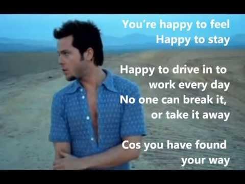 ♪ Espen Lind - Happy [lyrics]