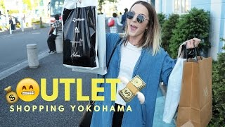 Outlet Shopping in Japan  & HAUL