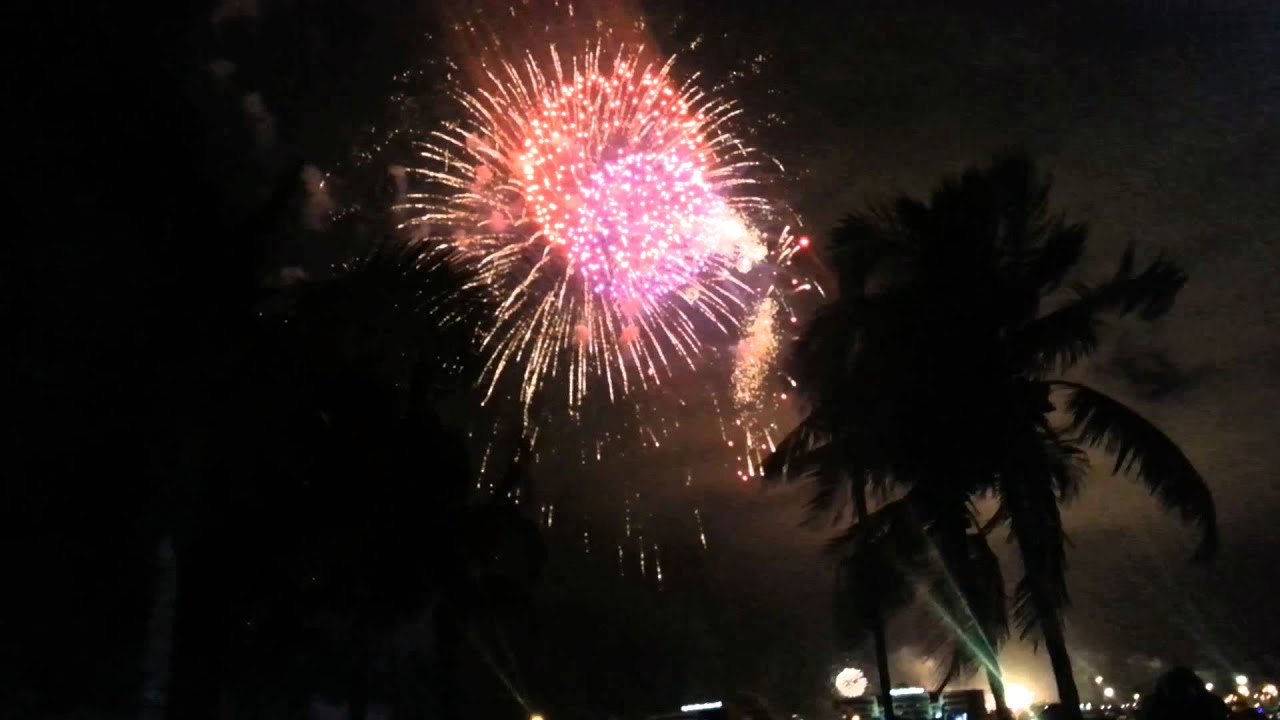 happy new year miami 2013 part 1