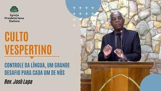 Culto Vespertino (30/08/2020) - Igreja Presbiteriana Itatiaia