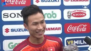 Có tên trong danh sách, Việt Hưng quyết tâm thể hiện mình tại vòng loại U23 Châu Á 2020 thumbnail