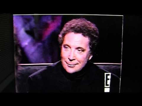 Tom Jones on Howard Stern Interview