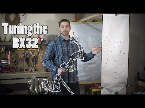 Paper Tuning and Bareshaft Tuning - BX32