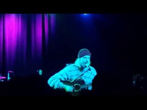 "Rayland Baxter NEW SONG ""Fuck Hollywood"" at Basement East 12/9/16"