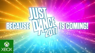 Just Dance 2017 Trailer - Announcement - Official