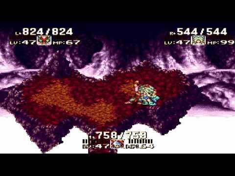Secret of Mana 2 (Seiken Densetsu 3) Episode 44 Dragon's Hole Part 2 (Battle against Koren)