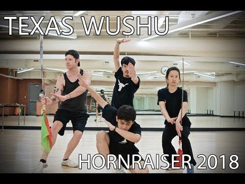Texas Wushu Hornraiser 2018