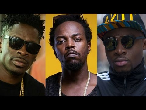 SHATTA WALE And FUSE ODG Are Liars - KWAW KESE || Their Mansions Are Less Than A MILLION DOLLAR