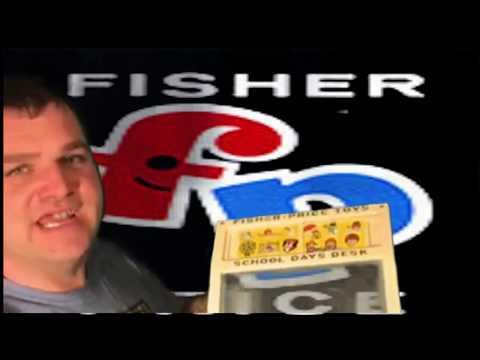 FISHER PRICE DESK