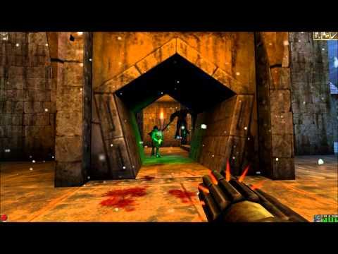 Unreal Forgotten: Level 3 The Krall Castle