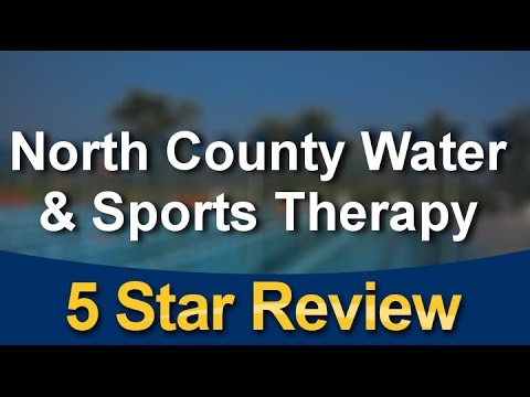 North County Water & Sports Therapy Center San Diego Remarkable Five Star Review by Richard V.