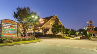 Commercial Christmas Lighting in Roswell, GA