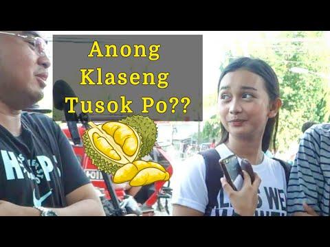 Na TUSUKAN Ka Na Ba?...ng Durian?