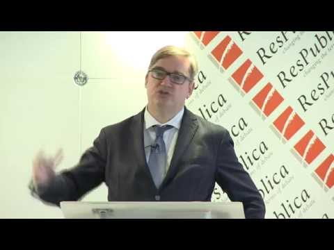 The Launch of ResPublica's 'Virtous Banking' with Sir Richard Lambert
