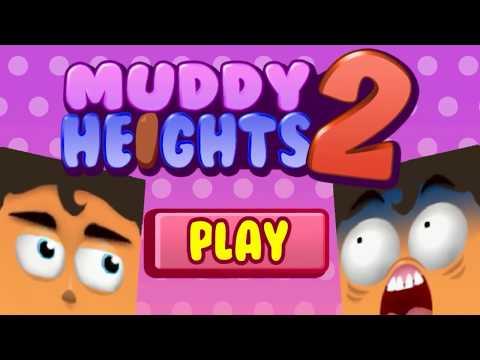 EL JUEGO DE LA CACA!! - Muddy Heights 2 | RobleisIUTU