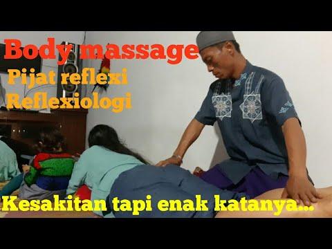 🔴Body Massage || Pijat Reflexi || Pijat Capek Part 1❗