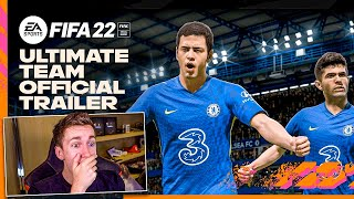 Miniminter Reacts To The FIFA 22 Ultimate Team Official Trailer!