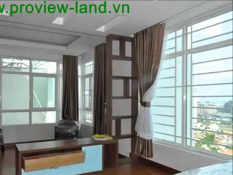 Penthouse for rent in Saigon - Thao Dien District 2