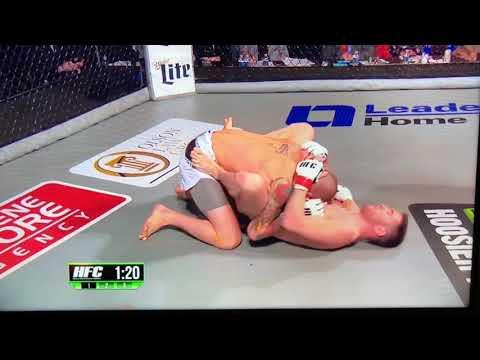 Mike DeLaVega vs Tim Cho 155lbs. Lightweight / February 3rd, 2018 Blue Chip Casino Michigan City, IN
