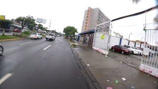FUERTES LLUVIAS SOBRE SAN SALVADOR-EL SALVADOR.