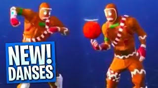 there A UNBLOCKED the new dances of FORTNITE! (News)
