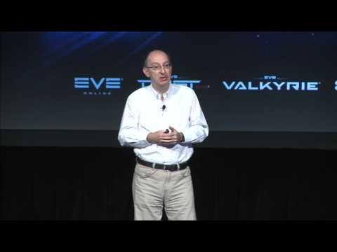 EVE Vegas 2013: Make EVE Real - Going Interstellar