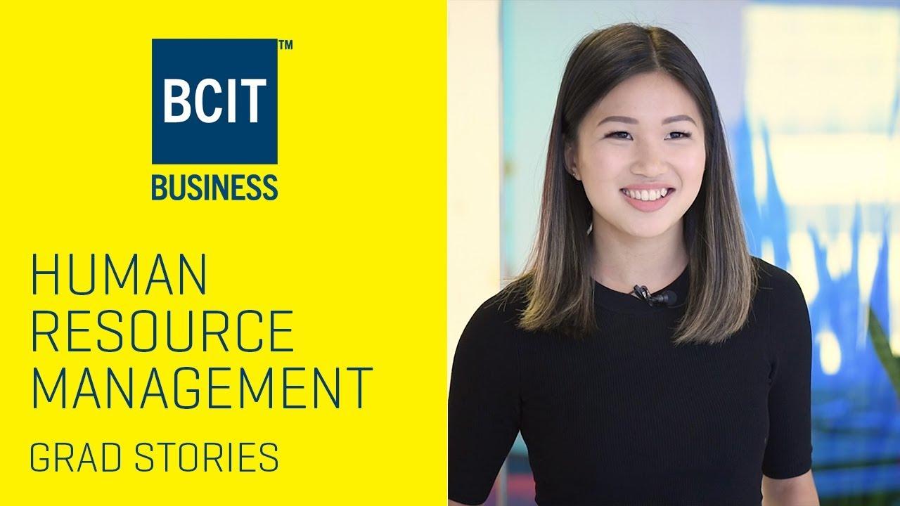 BCIT : : Human Resource Management: Full-time, Diploma