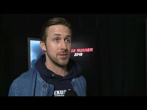 Blade Runner 2049 Interview - Ryan Gosling