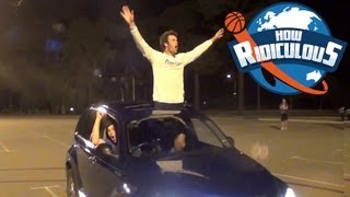 Brodie Smith Vs How Ridiculous - Epic Trick Shot Battle
