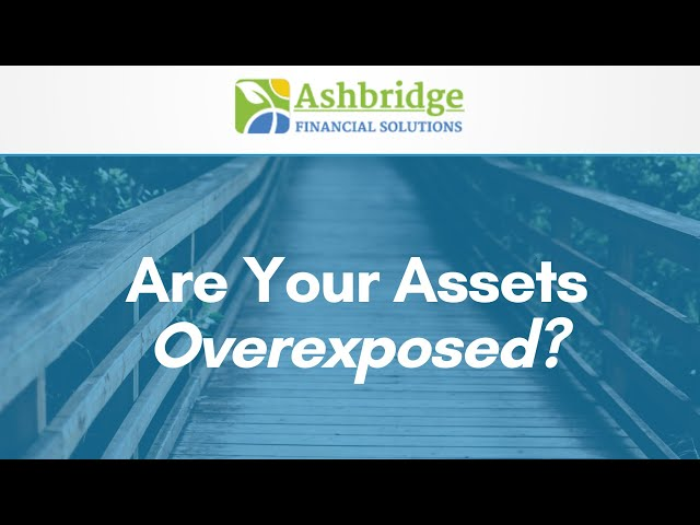 Coffee Break with Debbie Ash - Are Your Assets Overexposed?